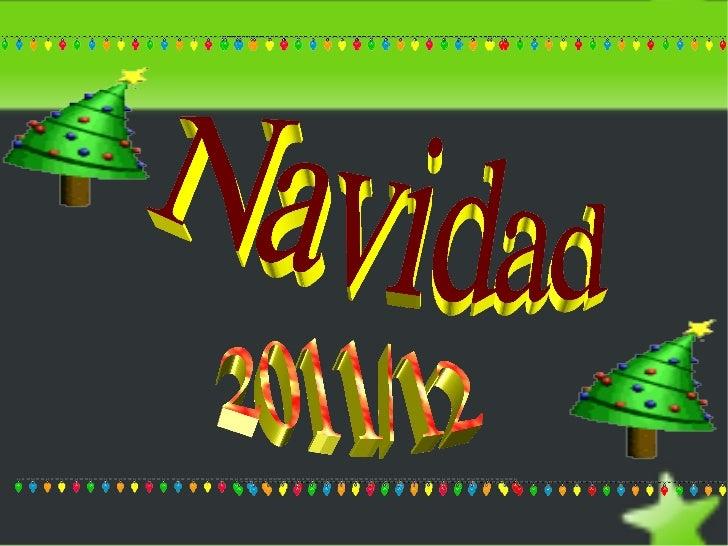 Navidad 2011/12