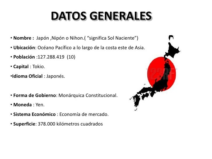 Entorno político, cultural y social de Japón