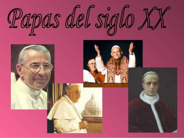 """El Papa (del latín papa, y a su vez del griego πάππας páppas: """"padre"""" o """"papá"""") es la cabeza visible de la Iglesia Católic..."""