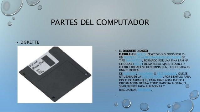 Mi presentacion de partes internas del computador for Bedroom y sus partes en ingles