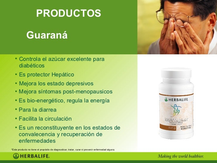 Presentacion de productos herbalife 2012