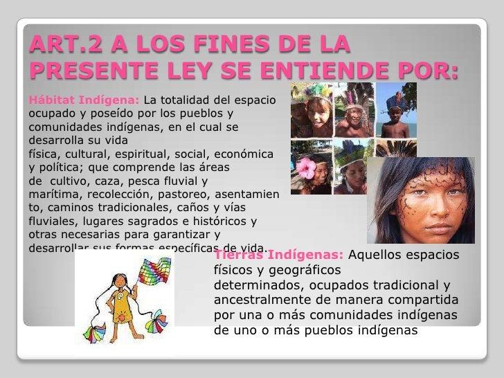 Presentación De pueblos indígenas  Slide 3