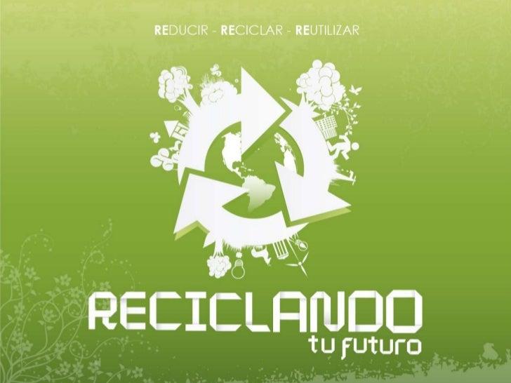 RECICLANDO TU FUTURO - PERÚ