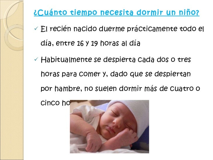 43810701f63b5a El sueño del bebé