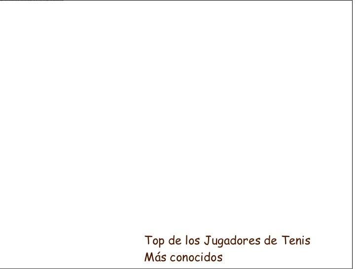 Presentacion de tenis 3