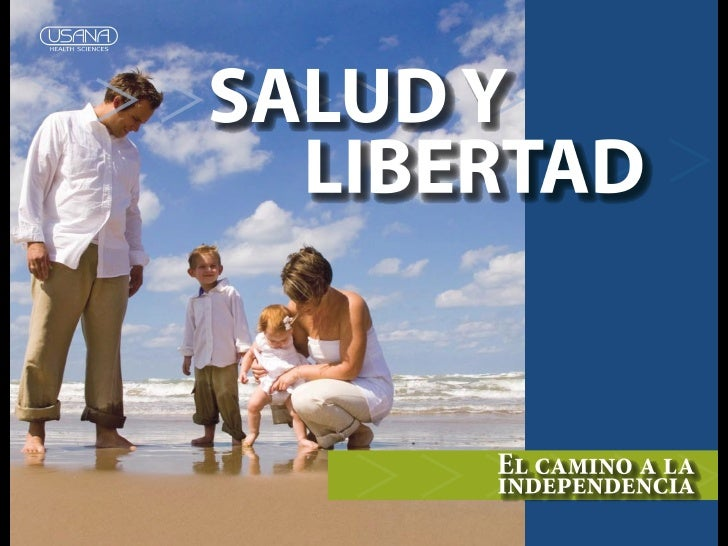 Presentacion USANA español