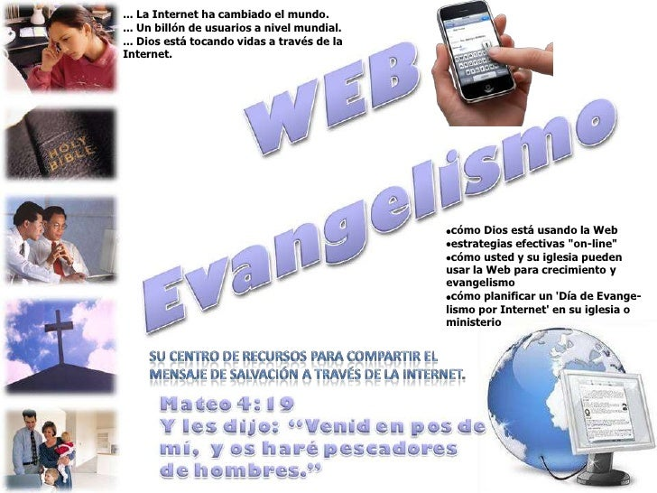 Presentacion De Web Evangelismo