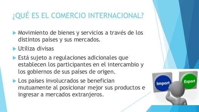 Comercio internacional y aduanas en mexico for Comercio exterior que es