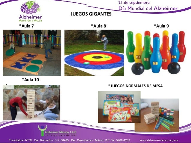 Presentación Día Mundial Del Alzheimer 2014
