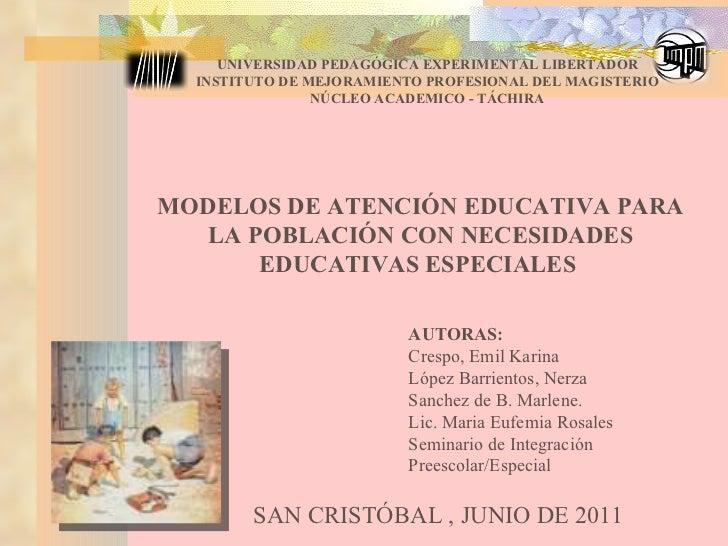 AUTORAS: Crespo, Emil Karina  López Barrientos, Nerza  Sanchez de B. Marlene.  Lic. Maria Eufemia Rosales  Seminario de In...