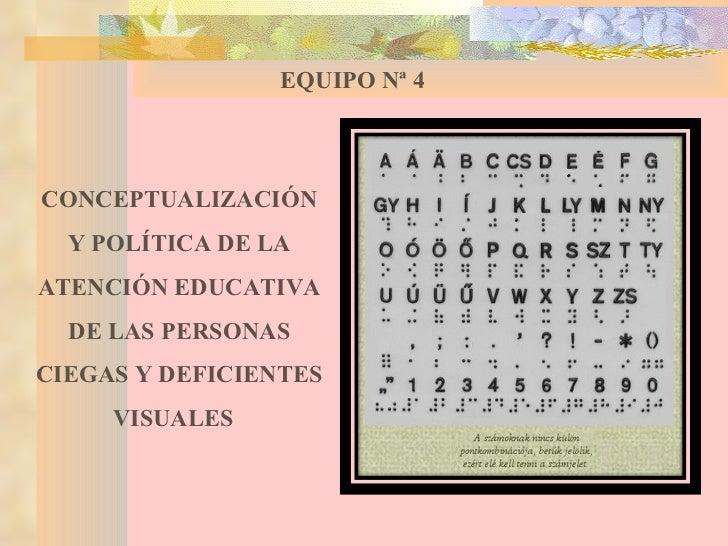 Presentacion discapacidad visual.ppt listo Slide 2
