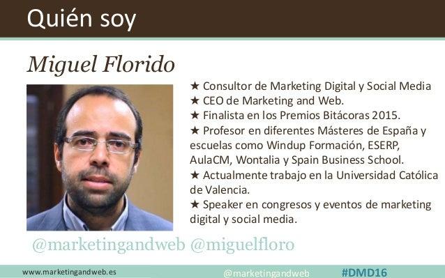 Técnicas de Blogging Avanzadas Slide 3