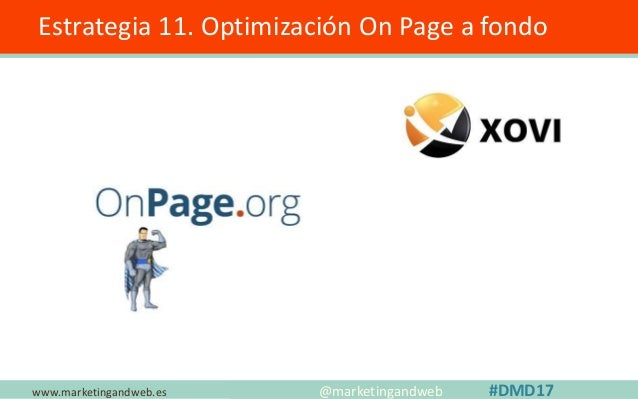 www.marketingandweb.es Bonus 5. Una cuenta profesional Gratis por 1 mes @marketingandweb #DMD17 mktwebxovi https://suite.x...