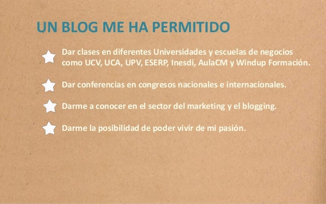 curso.marketingandweb.es @marketingandweb #alcanzarmetas SÍ ES POSIBLE VIVIR DE UN BLOG http://www.siteliner.com/