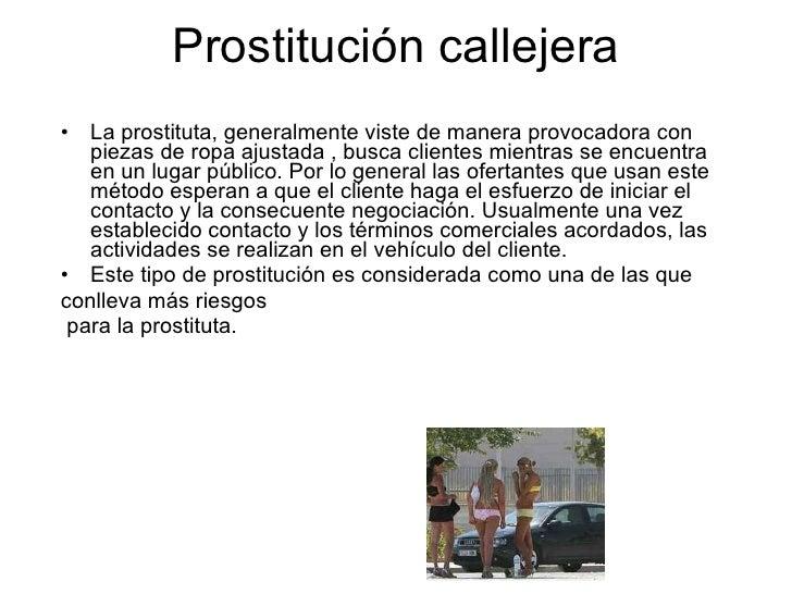 Club nocturno prostituta callejera trajes