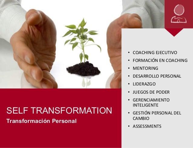 BUSINESS TRANSFORMATION Transformación del negocio • INTERVENCIONES  DE   NEGOCIO.  ECTM   • CHANGE  MANAGEMEN...