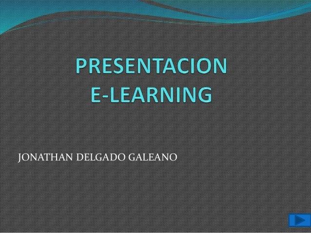 JONATHAN DELGADO GALEANO