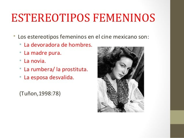 estereotipos de la mujer prostitutas en cullera