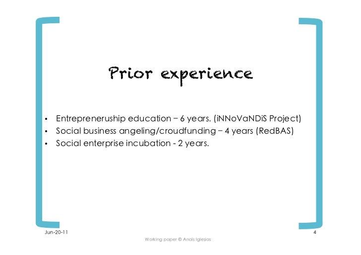 Phd thesis on entrepreneurship