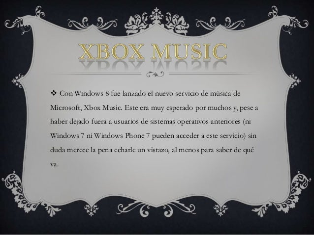  Windows 8 es la versión actual del sistema operativo de MicrosoftWindows, producido por Microsoft para su uso en computa...