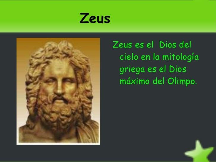 Presentaci n los dioses del olimpo for En la mitologia griega la reina de las amazonas