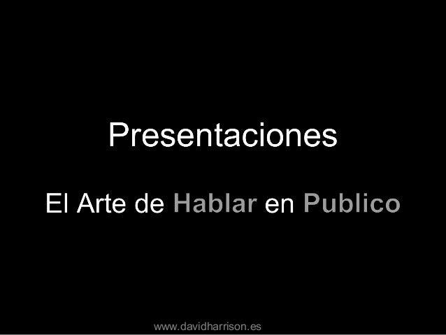www.davidharrison.es