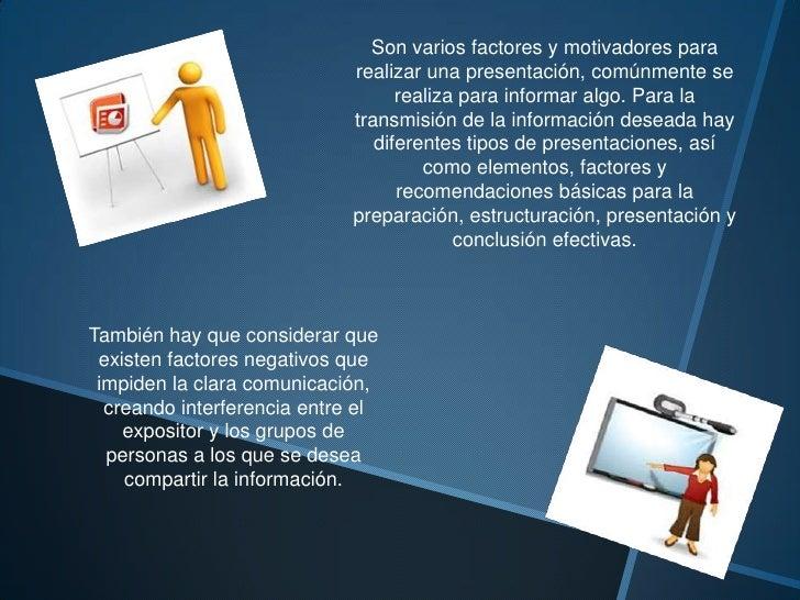 Presentaciones efectivas Slide 2