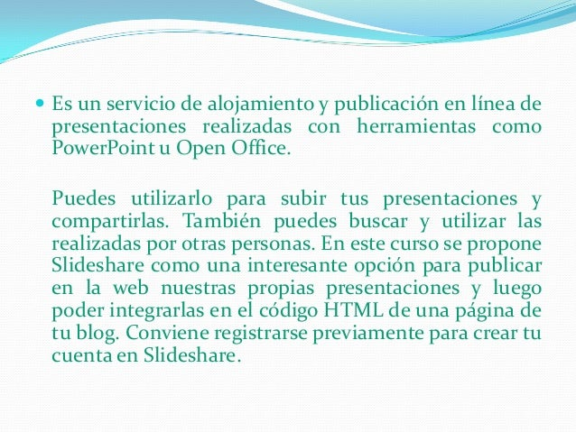 ¿cómo se usa? Realizamos nuestra presentación en modo local, con  programas        como       PowerPoint,    OpenOffice  ...