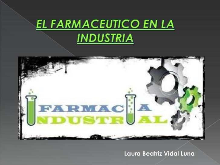 Laura Beatriz Vidal Luna