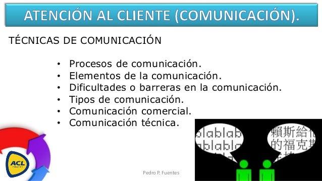 Presentaciones tema1 atencion al cliente comunicacion Slide 2