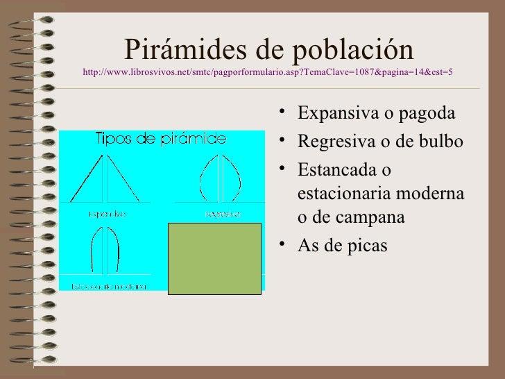 Presentacion estructura de la poblacion - Libros vivos estructuras ...