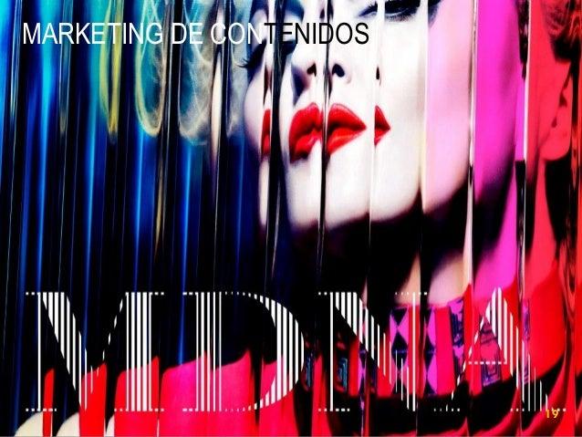 MARKETING DE CONTENIDOS  19