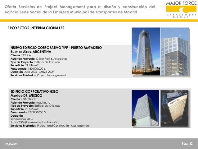 Presentacion fase 1 for Oficinas barclays zaragoza