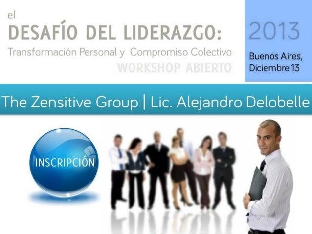 Workshop Abierto! | Transformación Personal y Compromiso Colectivo > Desafío de Líderes