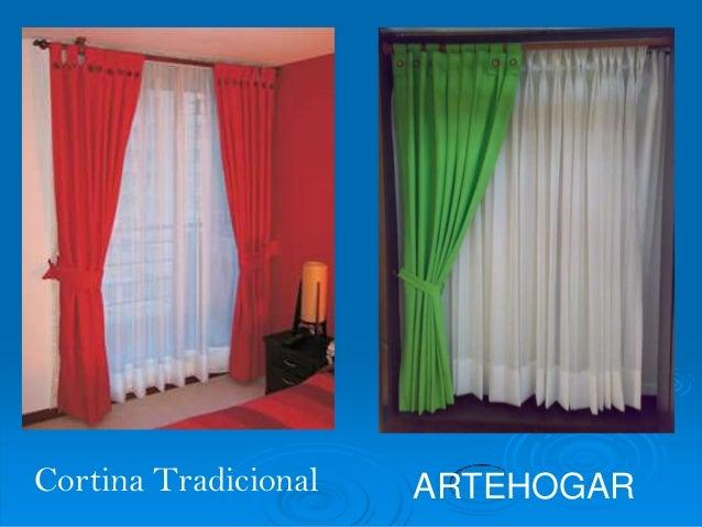 Presentacion final de cortinas y persianas - Persianas y cortinas ...
