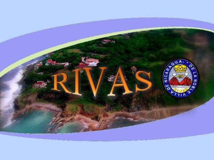 - Conocer la ciudad de Rivas y sus municipios con el fin de analizar su situacion actual industrial y de medios de transpo...