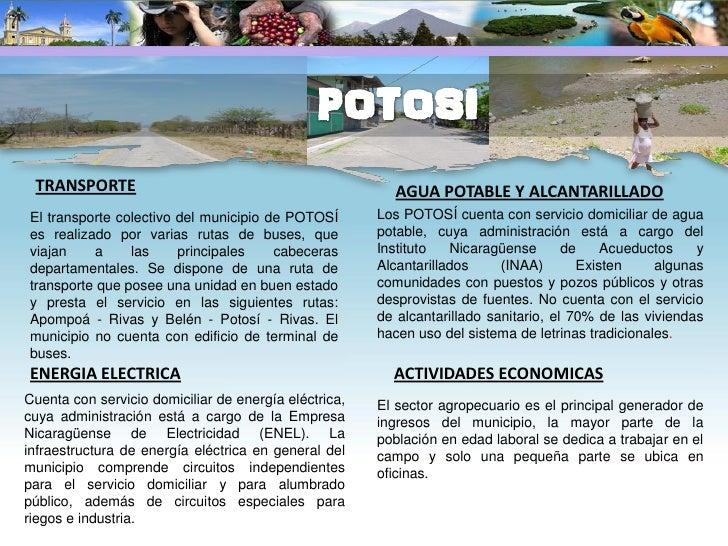 RIVAS   TERMINALES DE  TRANSPORTE