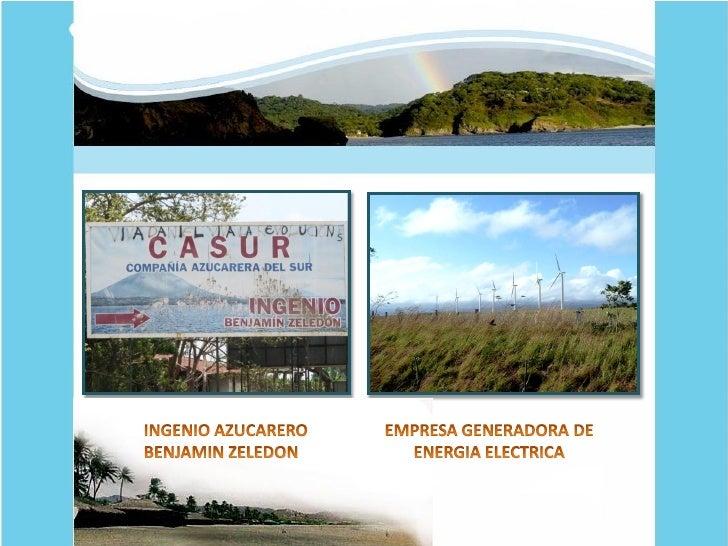 Ya realizado un estudio de todo el departamento de Rivas, se ha llegado a determinar la realización de una industria en Po...
