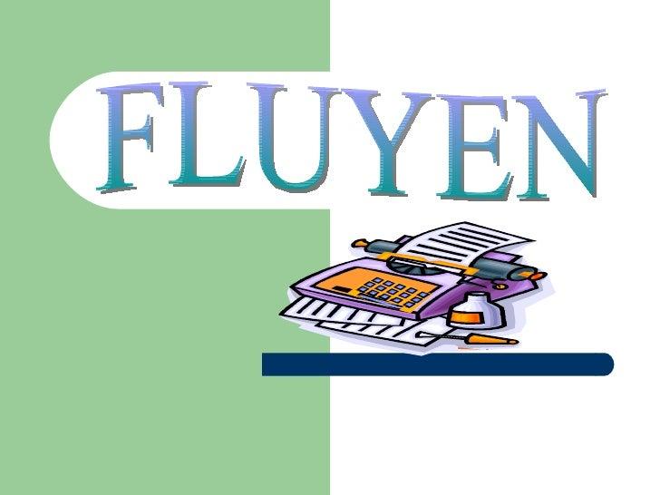 FLUYEN