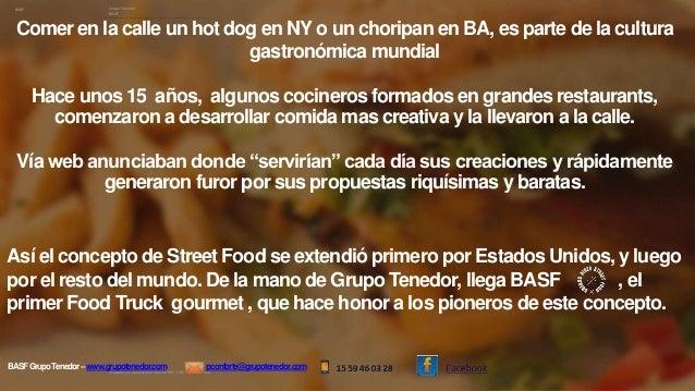 BASF - Buenos Aires Street Food  Slide 2