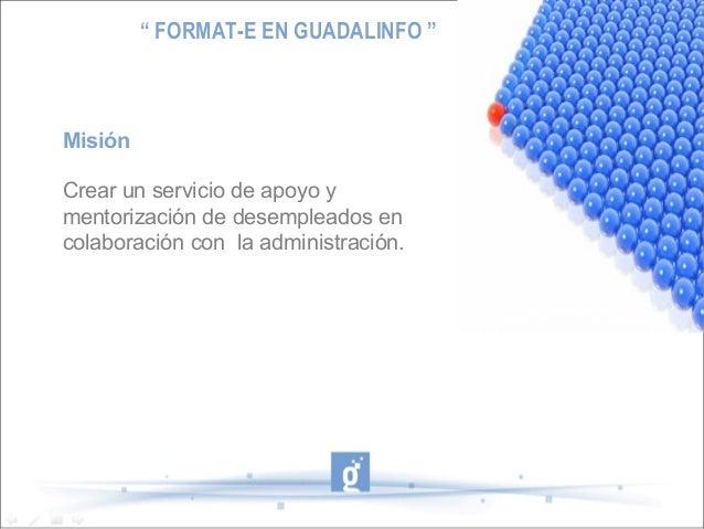 Presentación Format-e Con Guadalinfo Slide 3