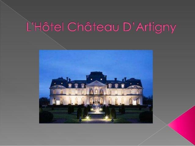    Cet hôtel est situé à Montbazon près de                       Tours