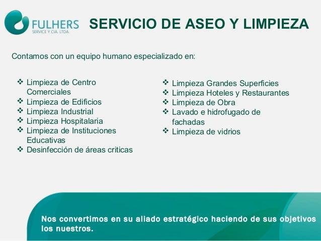 Empresa de aseo limpieza y desinfeccion for Manual de limpieza y desinfeccion en restaurantes
