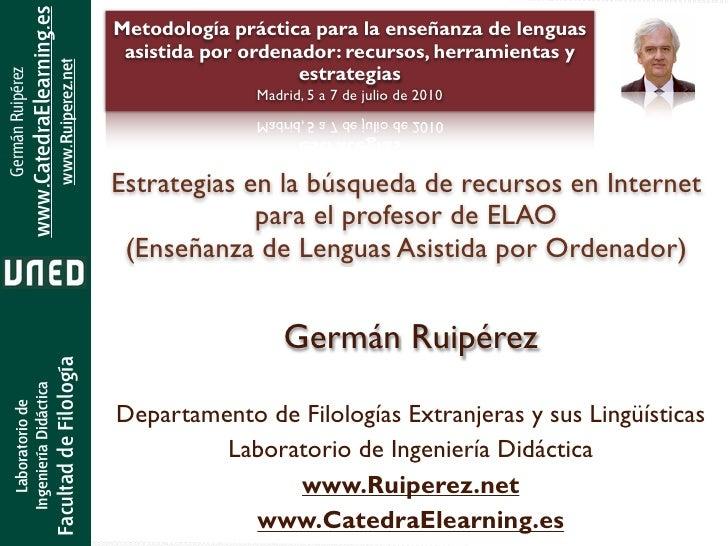 www.CatedraElearning.es                                                                     Metodología práctica para la e...