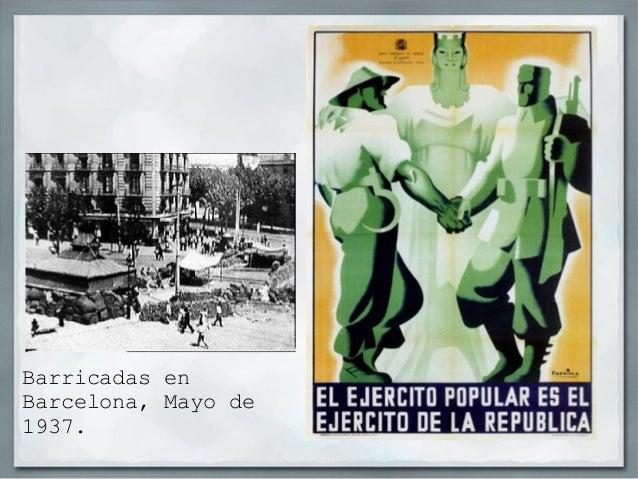 La creación de un únicopartidoEn abril de 1937, Francopromulgó el Decreto deUnificación mediante elcual se creaba un solop...