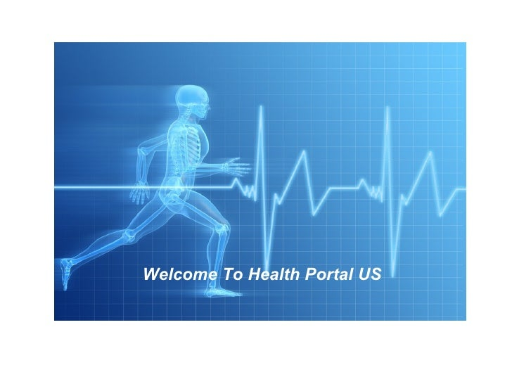 Welcome To Health Portal US
