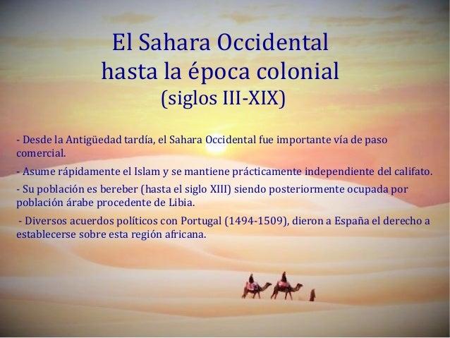 Presentacion Historia del Sahara Slide 2