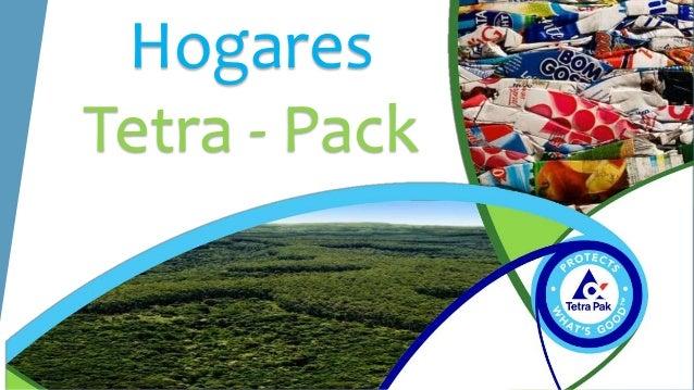 Hogares  Tetra - Pack