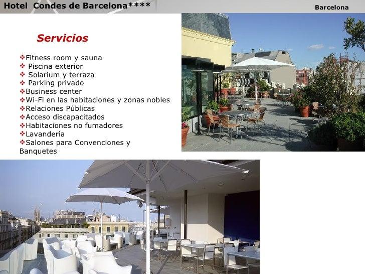 Hoteles En Barcelona Para Eventos Convenciones Reuniones
