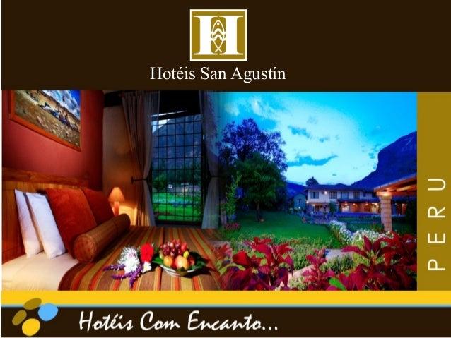 Hotéis San Agustín